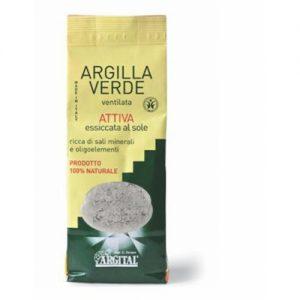 Argital aktív tengeri zöld agyag 500gr