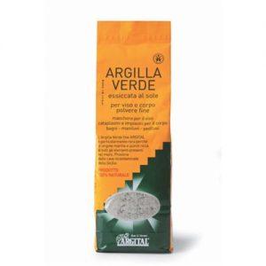 Argital finom tengeri zöld agyag 1000gr