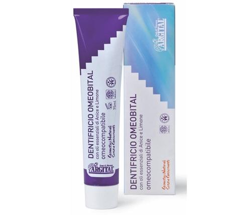 Argital homeopátiás fogkrém 75ml