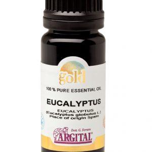 Argital GOLD BIO eukaliptusz illóolaj 10ml